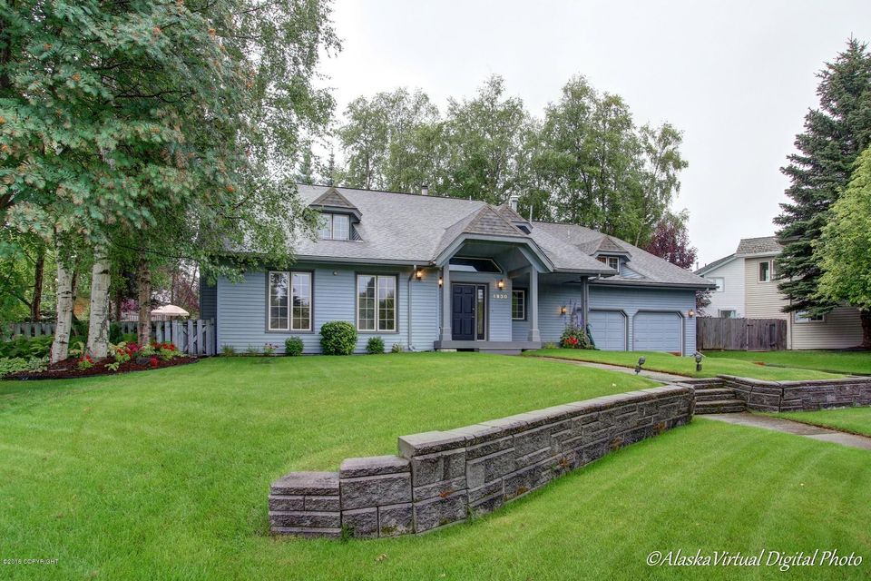 4930 Sportsman Drive Anchorage Home Listings - Janelle Pfleiger Real Estate
