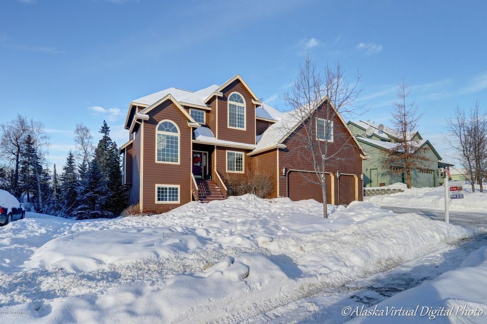 15916 Noble Point Drive Anchorage  - Mehner Weiser Real Estate Real Estate