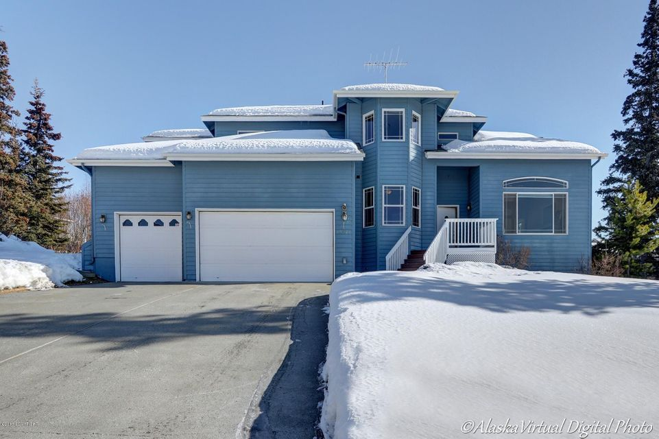 15921 Noble Point Drive Anchorage  - Mehner Weiser Real Estate Real Estate