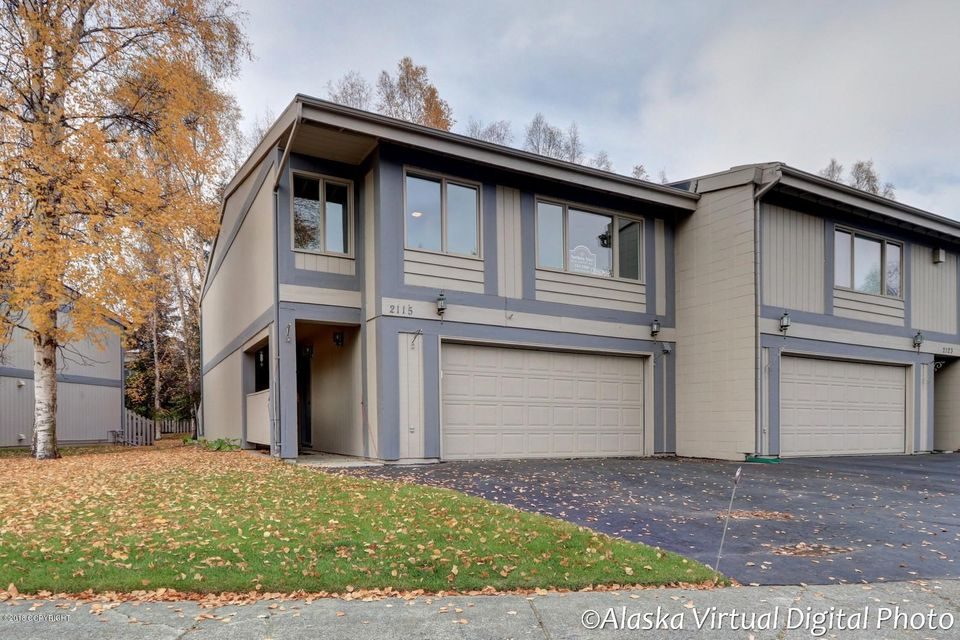 2115 Crataegus, Anchorage