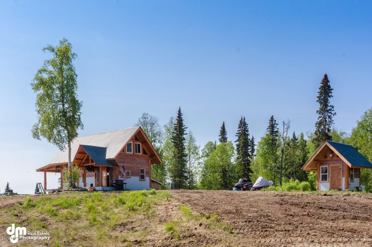 Log homes for sale in wasilla and palmer ak alaska real for Home builders in wasilla ak