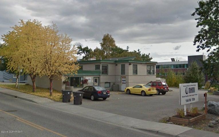 144 W 15th Avenue, Anchorage, AK 99501