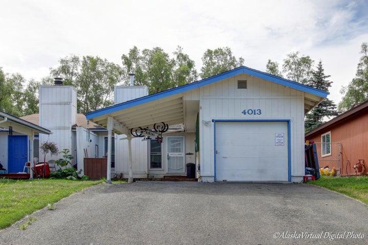 4013 Resurrection Drive, Anchorage, AK 99504