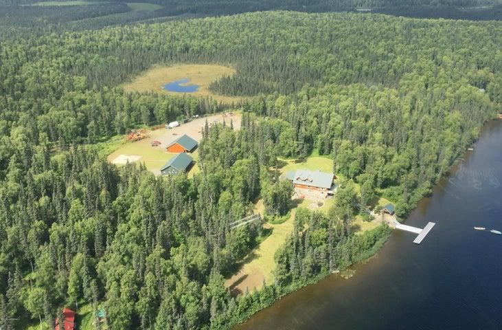 100 N Shulin Lake, Trapper Creek, AK 99683