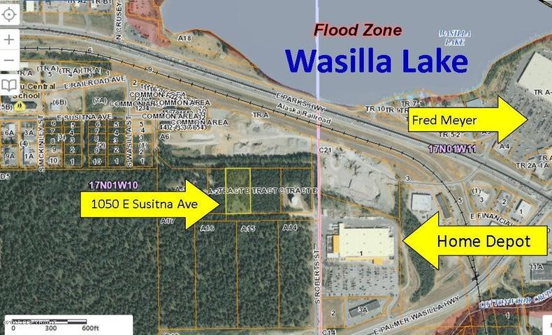 1050 E Susitna Avenue, Wasilla, AK 99654