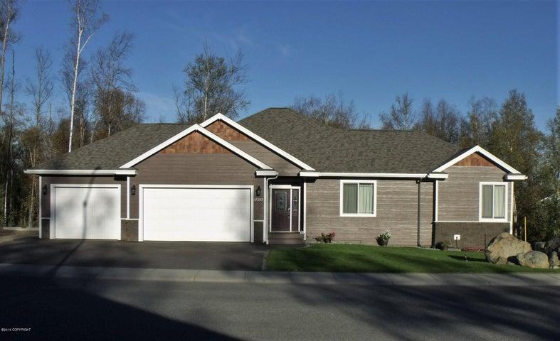 17297 Hideaway Ridge Drive, Eagle River, AK 99577