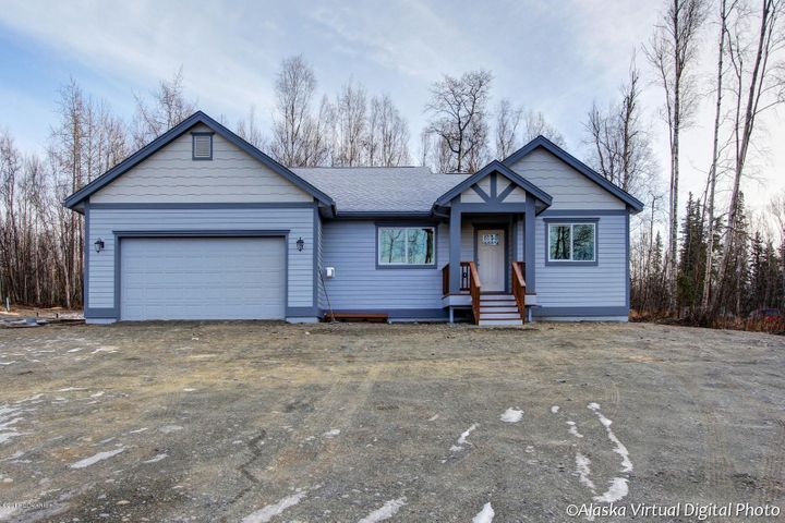 New Construction Palmer Wasilla Alaska Real Estate