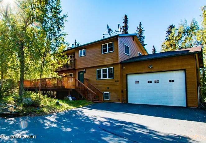 15026 Longbow Drive, Anchorage, AK 99516