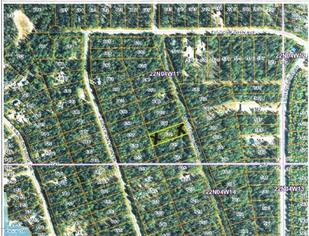 48842 S Cutthroat Drive, Willow, AK 99688