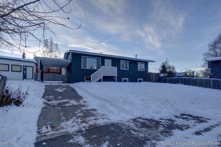 4106 Gilmore Court, Anchorage, AK 99503