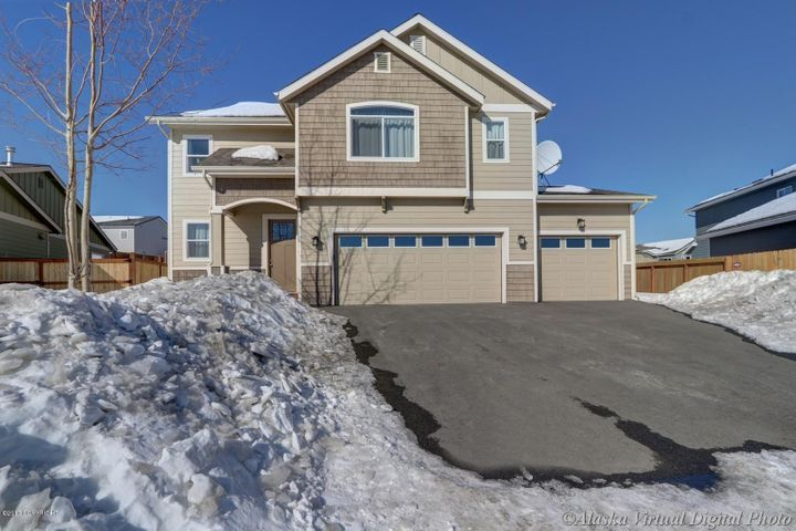 5573 Grand Teton Loop, Anchorage, AK 99502