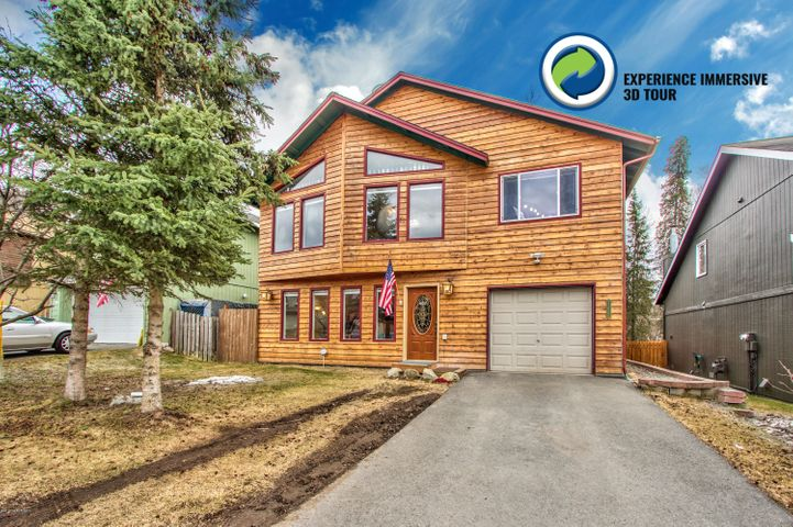 17660 Beaujolais Drive, Eagle River, AK 99577