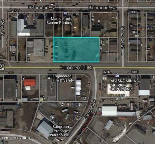 3213 Commercial Drive, Anchorage, AK 99501