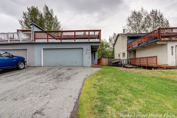 3201 Tayshee Circle, Anchorage, AK 99504