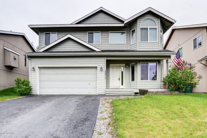 20210 Highland Ridge Drive, Eagle River, AK 99577
