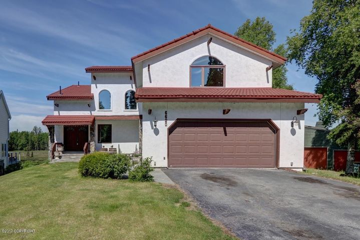 6620 Lawlor Circle, Anchorage, AK 99502