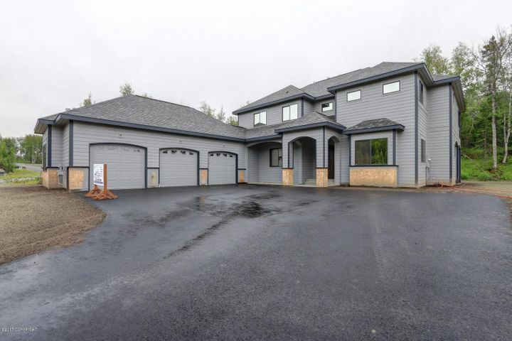 4076 W Isla Drive, Corner of Isla and Berlin Rose, Wasilla, AK 99623