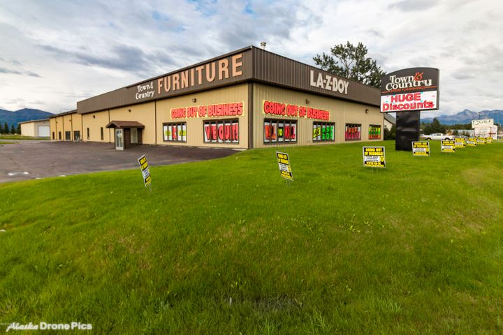 For Sale Town @ Country Warehouse(Real Estate Only)