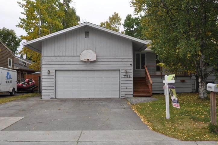 2728 Mc Kenzie Drive, Anchorage, AK 99517