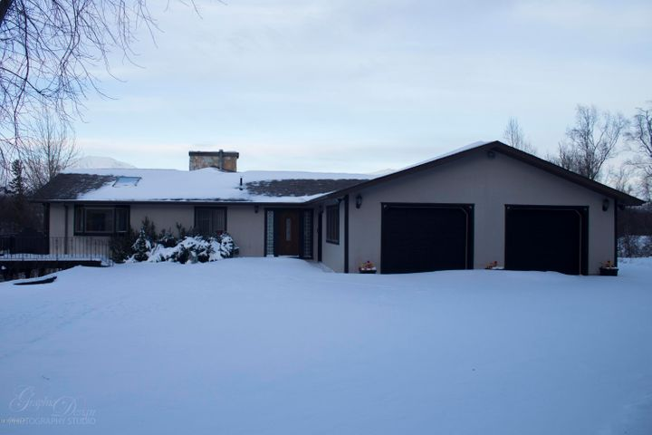 7551 E Southshore Drive, Wasilla, AK 99654