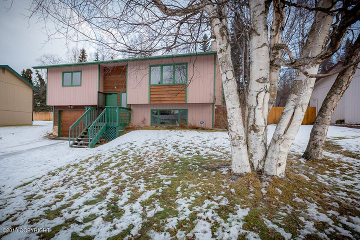 18111 Hidden Falls Avenue, Eagle River, AK 99577