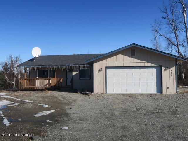 4987 W Mollies Circle, Wasilla, AK 99623