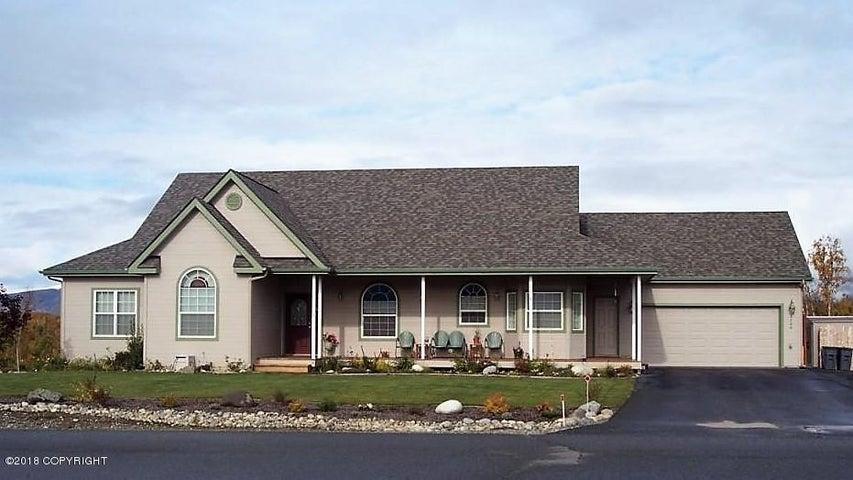 2720 N Silver Creek Drive, Palmer, AK 99645