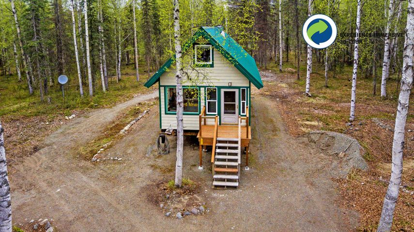 21253 E Caswell Lakes Road, & 21229 & 21269, Willow, AK 99688