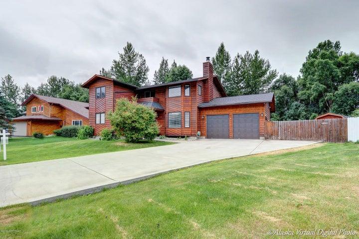 2640 Kingsbridge Circle, Anchorage, AK 99504