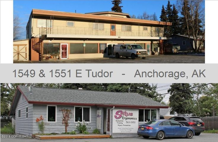 1549 E Tudor Road, 1551, Anchorage, AK 99507