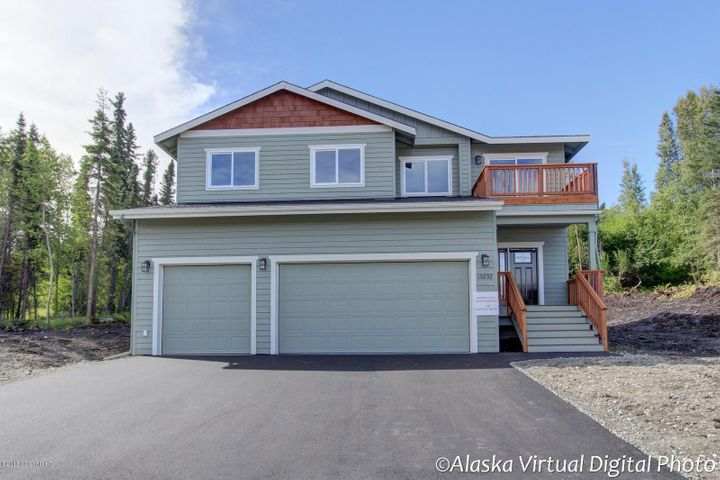 13832 Akers Circle, Eagle River, AK 99577