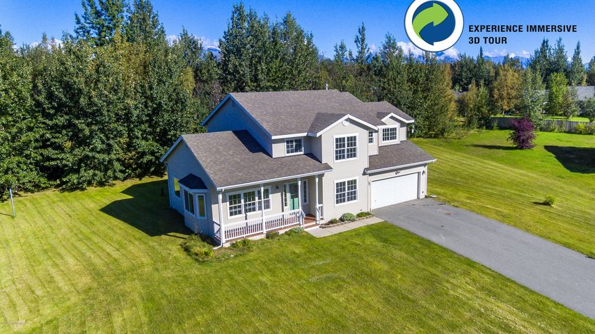 10887 E Timber Country Circle, Palmer, AK 99645