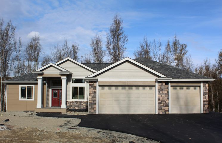 5065 W Pinnacle Ridge Circle, Wasilla, AK 99623