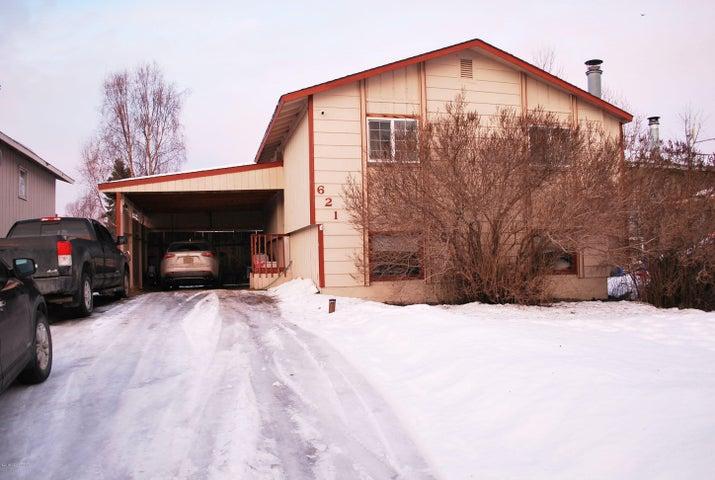 621 W 91st Avenue, Anchorage, AK 99515