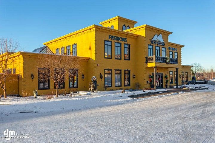 400 W International Airport Road, Anchorage, AK 99518