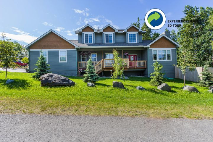 11140 June Agnes Circle, Eagle River, AK 99577