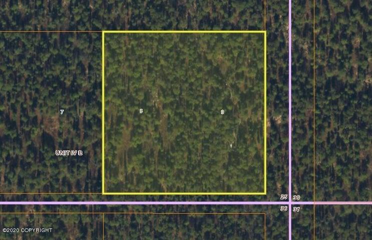 L8-1 B5 No Road, Chase 2 Unit 4, Talkeetna, AK 99676