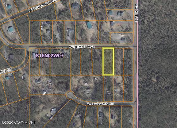 9684 W Demar Avenue, Wasilla, AK 99654