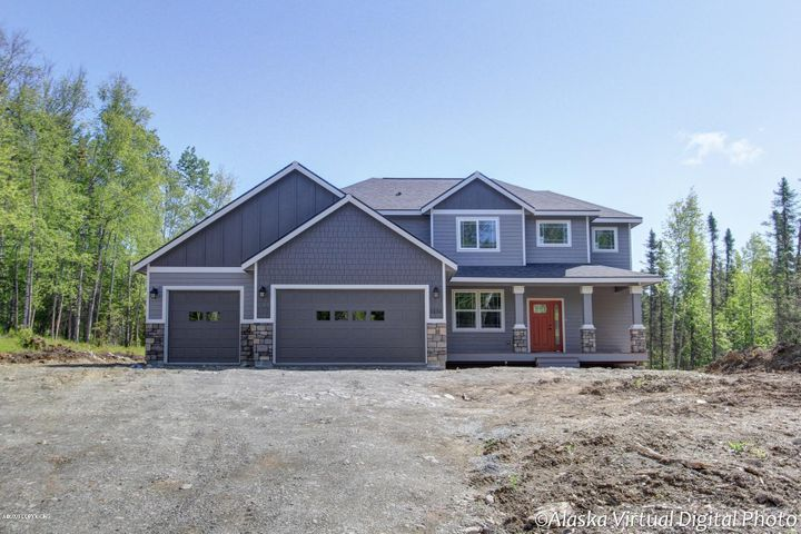 10575 E Mystical View Circle, Palmer, AK 99645