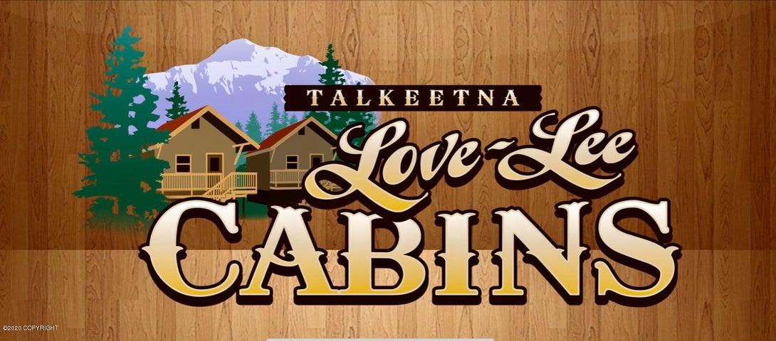14969 E Love Lee Lane, Talkeetna, AK 99676