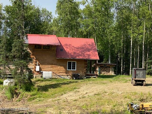 LOT C3 No Road Stevens Lake, Stevens Lake, Willow, AK 99688