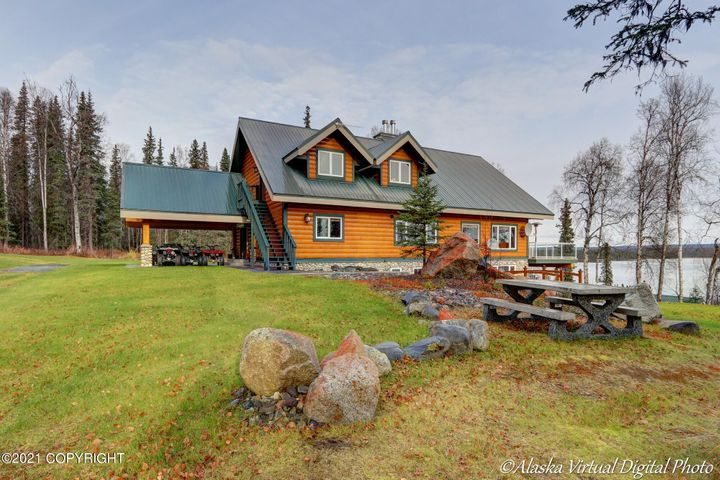 L26 Par B No Road, Shulin Lake Trail, Trapper Creek, AK 99683