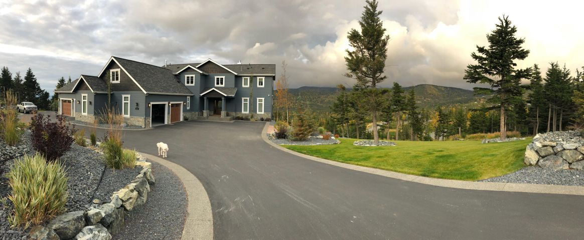 16369 Mountain Breeze Drive, Anchorage, AK 99516
