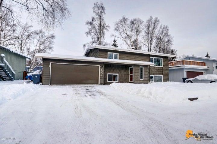6005 Camrose Drive, Anchorage, AK 99504