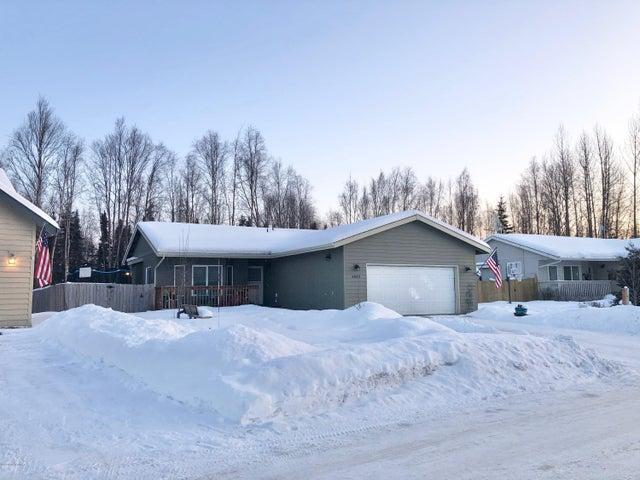 4063 Scenic View Drive, Anchorage, AK 99504