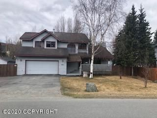 19236 S Mitkof Loop, Eagle River, AK 99577