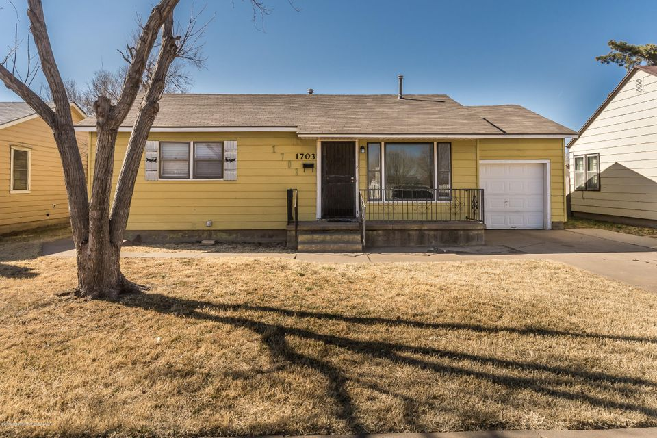 Photo Of 1703 Spring St Amarillo Tx 79107