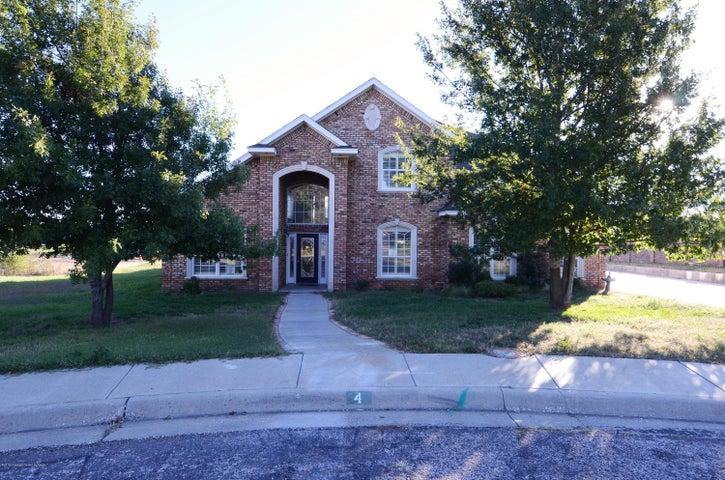 4 St Andrews Dr, Amarillo, TX 79124