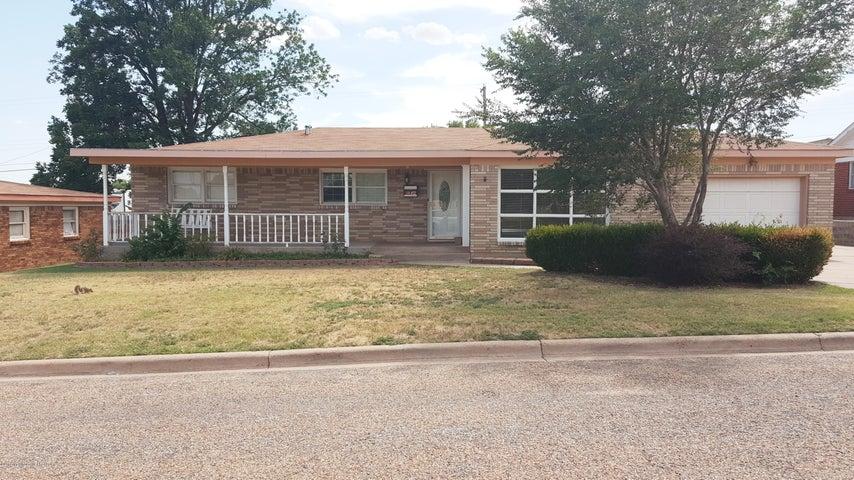412 Santa Fe, Borger, TX 79007