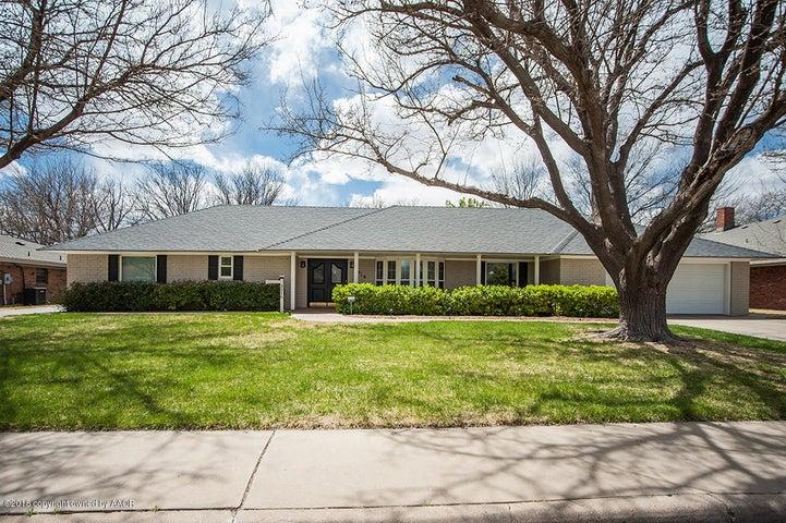 3516 Barclay Dr, Amarillo, TX 79109